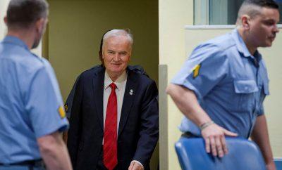 Reacción del Gobierno a la condena de Mladic.