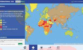 El 'Travel Risk Map 2018' (Mapa de Riesgo de Viajes 2018) señala los países más peligrosos para viajar como turista en el próximo año