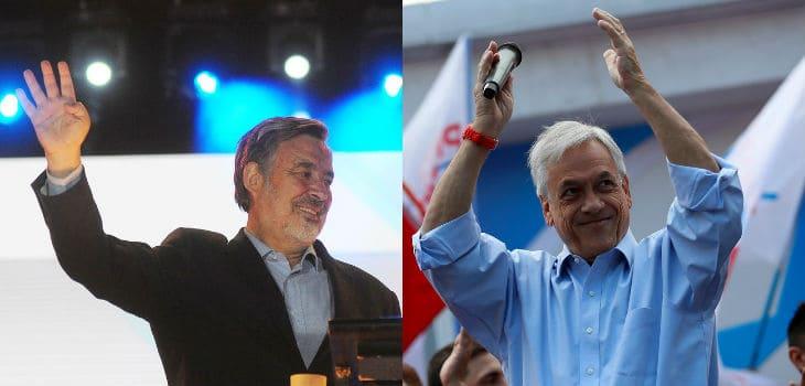 La segunda vuelta de las elecciones chile 2017 definen entre Piñera y Guillier