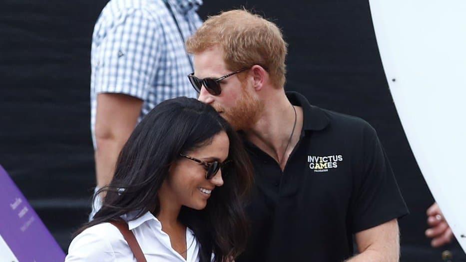 Es oficial: el príncipe Harry y Megan Markle anuncian boda