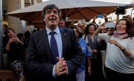Puigdemont sí ve alternativas a la independencia.
