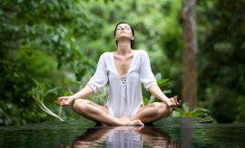 Los practicantes de Yoga conocen bien los secretos de la respiración profunda