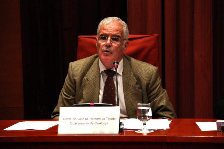 José María Romero de Tejada.