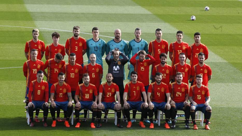Selección de España sí estará en el Mundial de Rusia, confirma la FIFA