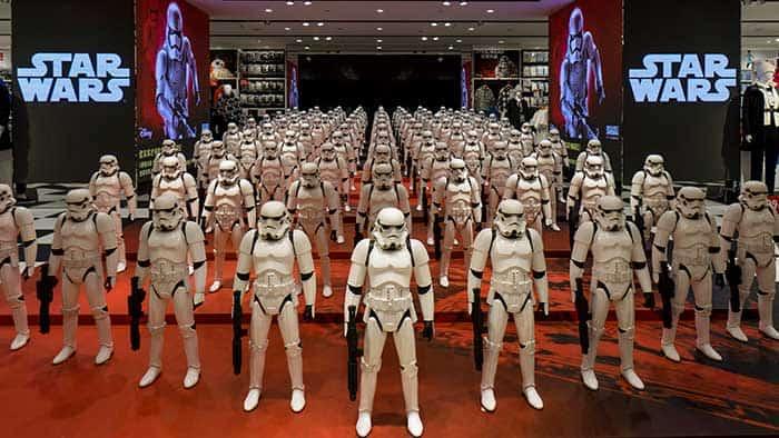 Star Wars será el atractivo estrella de la programación de la plataforma streaming de Disney