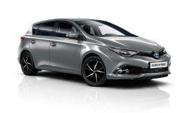 La gama 2018 de Auris ya se comercializa en la Red Oficial de Concesionarios de Toyota España