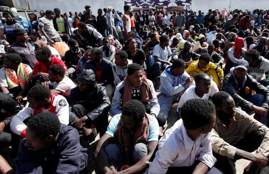 La trata de esclavos se está dando en mercados abiertos en Libia (Reuters)