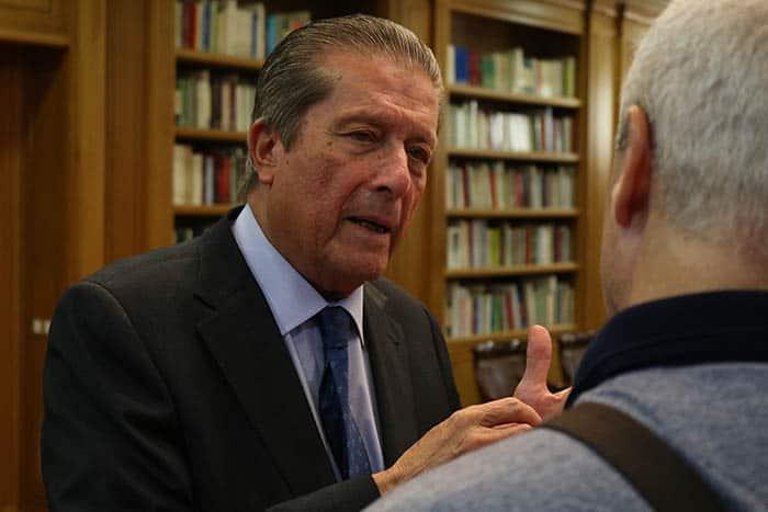 Federico Mayor Zaragoza y el futuro de la ONU.
