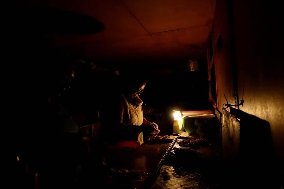 La isla sigue sin energía eléctrica