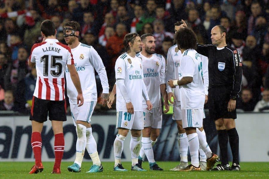 El Real Madrid desaprovecha una nueva oportunidad de acercarse al Barcelona