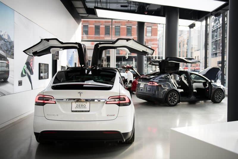 Tesla se afianza y monta una tienda en Nueva York
