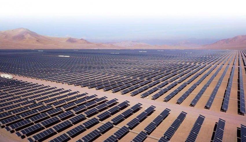 Potencia energética en Brasil se refuerza con una planta solar
