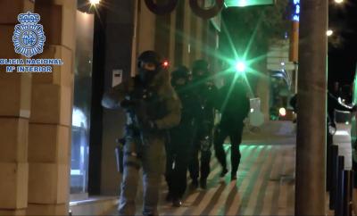 Detenciones de miembros del Estado Islámico en Figueres.