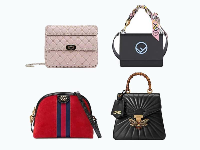 Carteras y bolsos, los regalos más deseados por ellas en Navidad