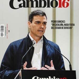 Cambio 16 Cover