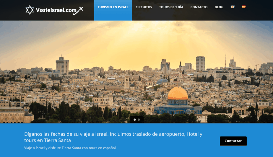Denuncian a agencias por ofertar viajes a Israel sin especificar que pasan por Palestina