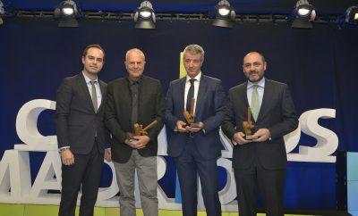 """El Wanda Metropolitano, construido por FCC, obtiene el premio a la """"Mejor Obra Pública Municipal 2017"""""""