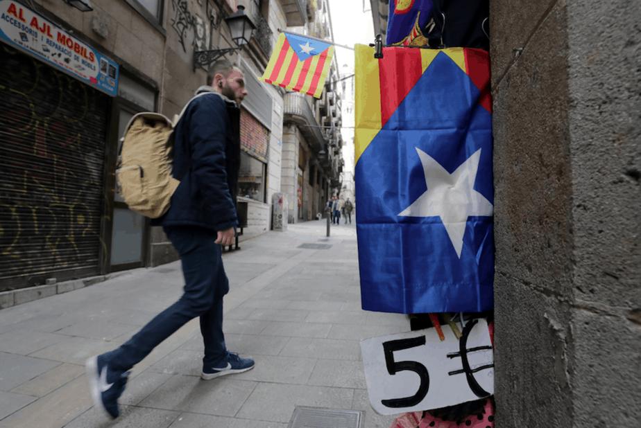 Efectos adversos. El procés afecta a la economía catalana pero no incide de momento en el PIB español