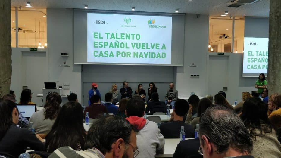 """Talento español vuelve a casa con la """"Gente que brilla"""" de Iberdrola"""