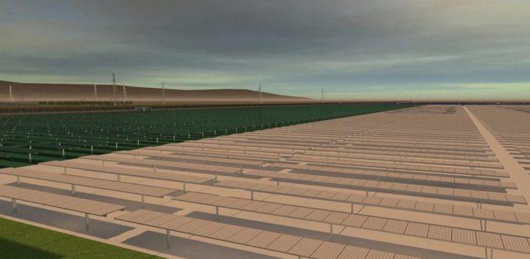 Genia Global Energy. Extremadura da luz verde a una nueva central solar fotovoltaica de 300MW
