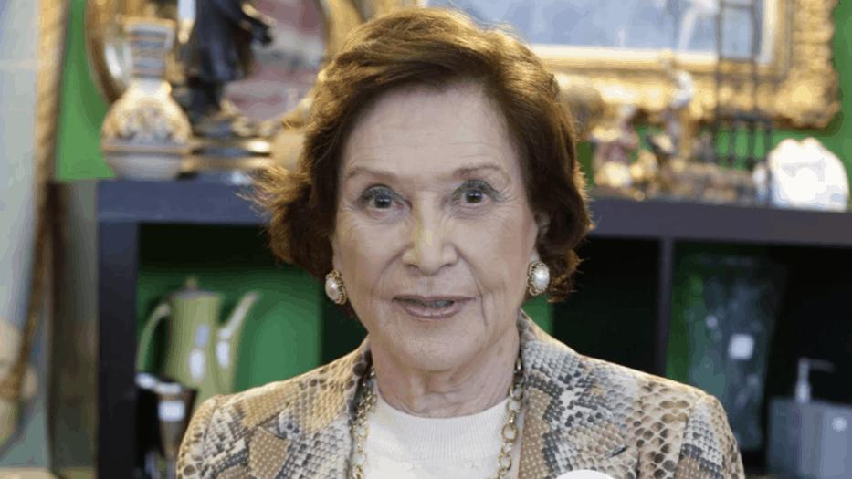 Fallece Carmen Franco, la hija única del dictador