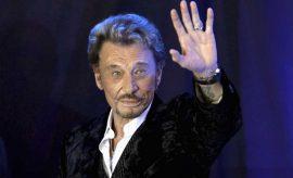 """Johnny Hallyday fue ampliamente conocido como """"El Elvis francés"""""""