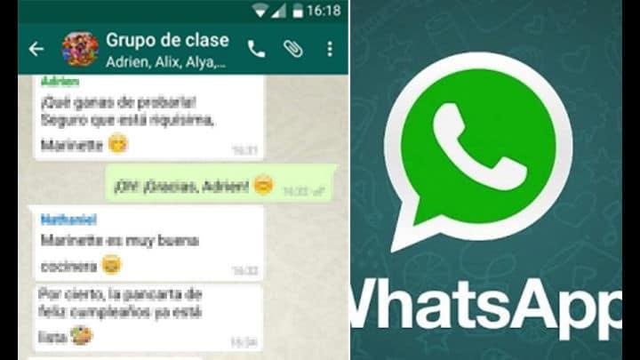 Añadir un usuario a un grupo. La inclusión en un grupo de WhatsApp sin consentimiento es una infracción grave