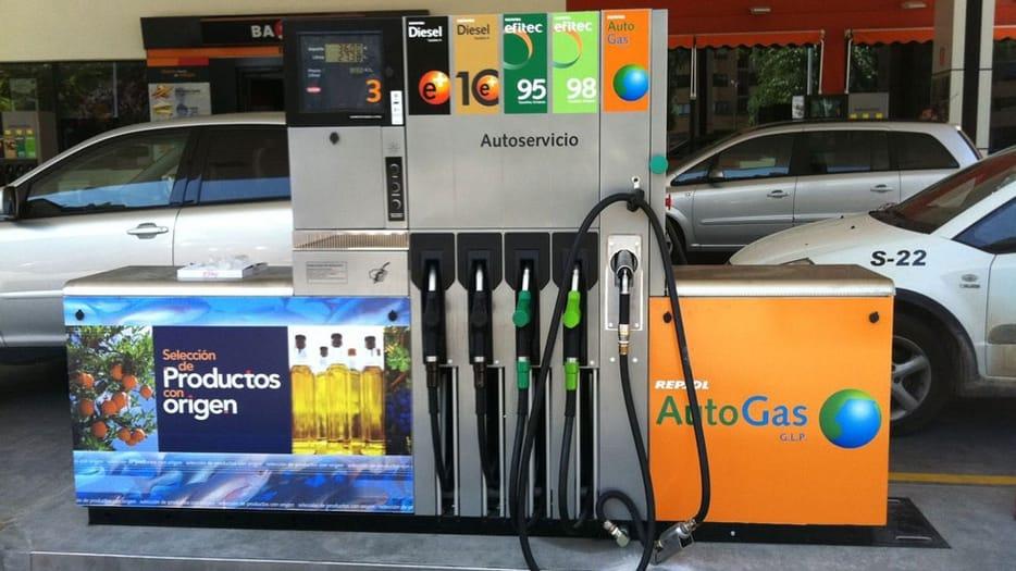 Tasa de inflación. Los carburantes logran a final de año la tasa más baja de inflación