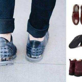 Los zapatos de diseñador para regalarle a él en Navidad