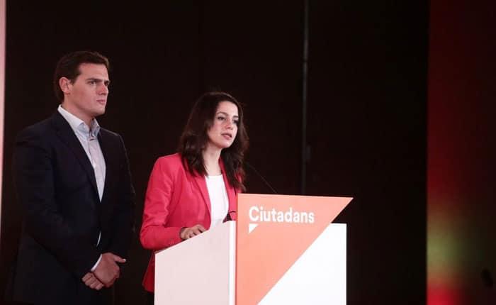 Los pactos de Gobierno de Ciudadanos en Cataluña descartan al independentismo