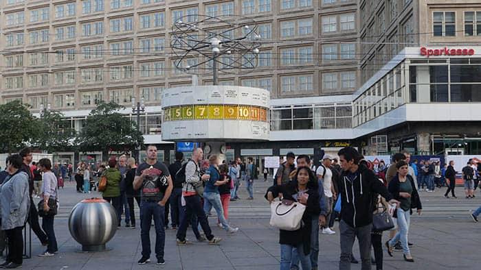 Imagen de Berlín.