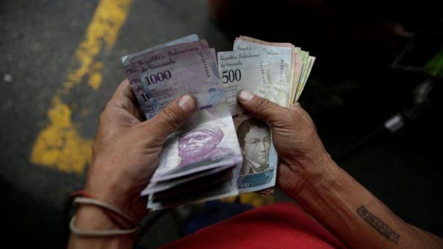 Maduro le quitará cinco ceros a la moneda venezolana