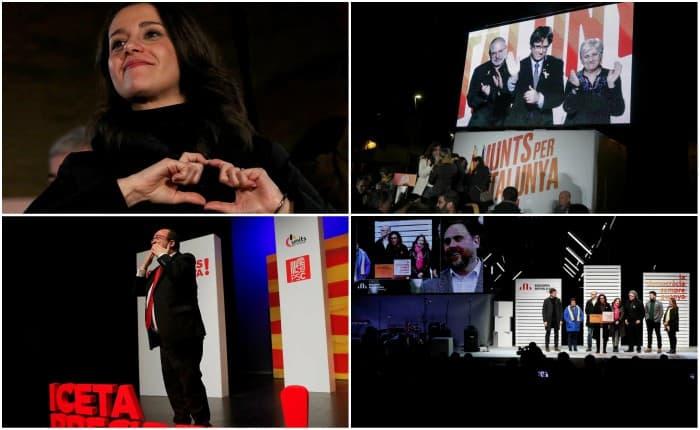Elecciones en Cataluña 2017