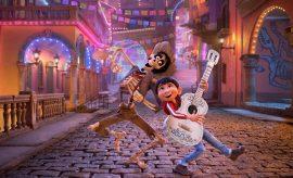 Coco, la pelicula más reciente de Pixar,puede ser la oferta más bella del estudio hasta la fecha.