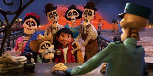 La familia de Miguel en la película Coco