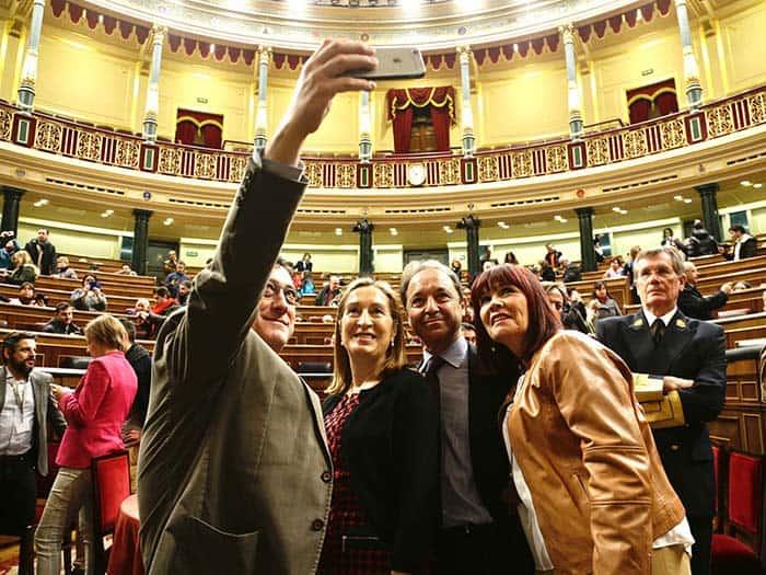 Jornada de Puertas Abiertas en el Congreso.