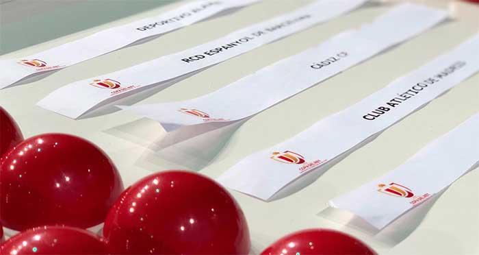 Celta-Barcelona, Numancia-Real Madrid y Lleida-Atlético, en octavos de Copa del Rey