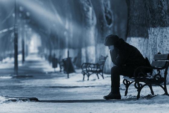 La depresión Navideña te conecta con el mundo real