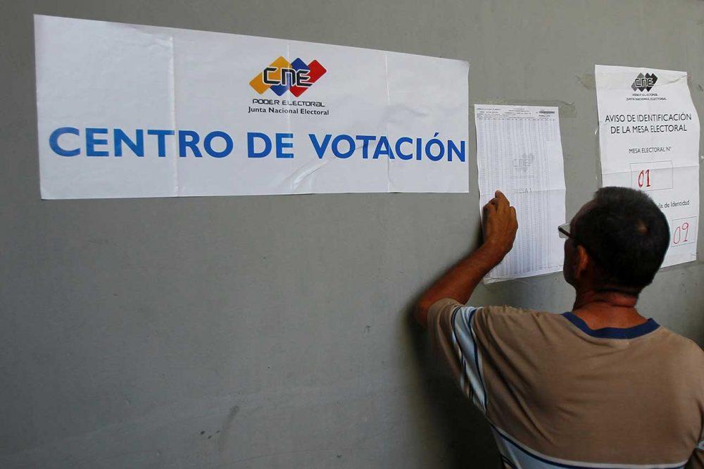Resultado de imagen para padron electoral presidenciales venezuela