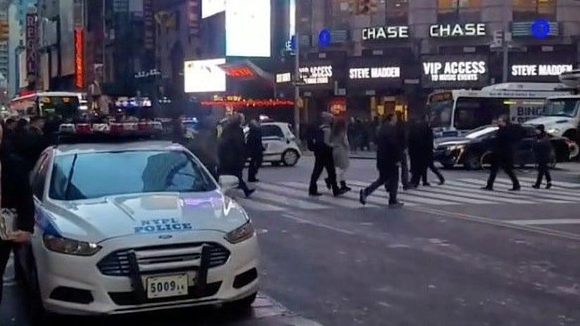 Explosión en Manhattan Nueva York