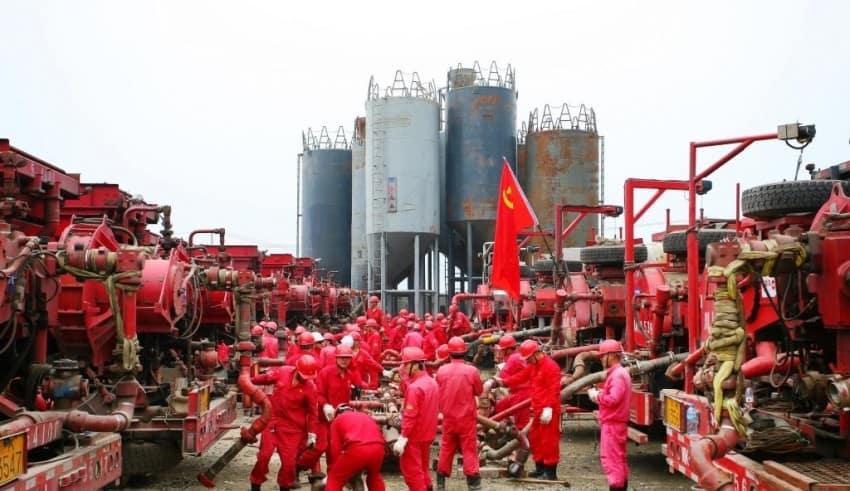 Producción petrolera de Ecuador está otras manos extranjeras