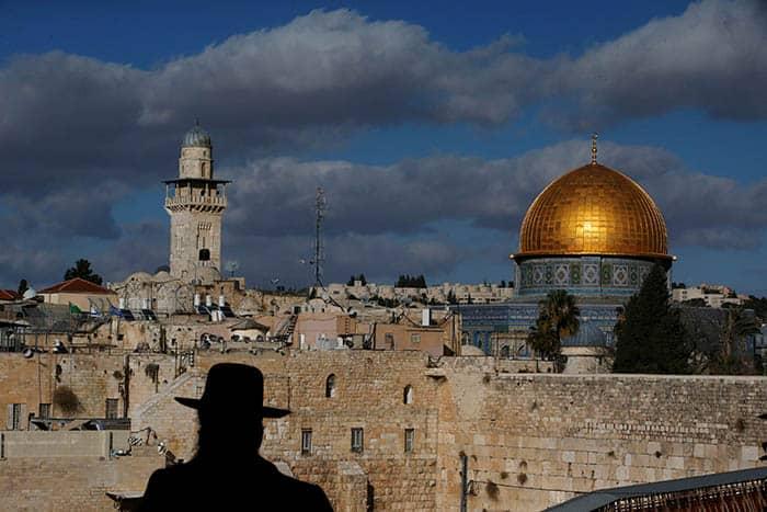 Imagen de Jerusalén.