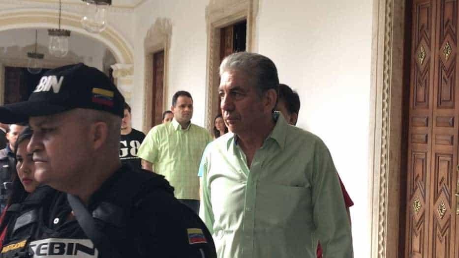 Liberados presos políticos en Venezuela