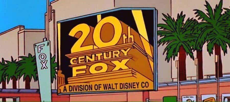 Los Simpsons predijeron que serían de Disney hace 19 años