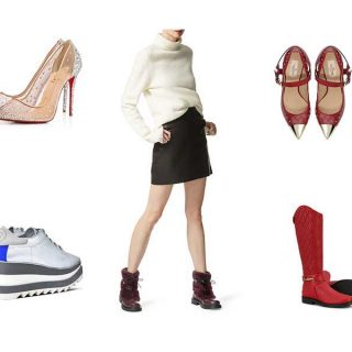 Los zapatos más fashion para regalarle a ella en Navidad