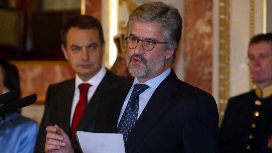 Manuel Marín, quien fuera presidente del Congreso de los Diputados entre 2004 y 2008, ha fallecido en Madrid a los 68 años