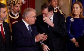 La reforma constitucional vuelve a la voz del presidente del Gobierno, Mariano Rajoy