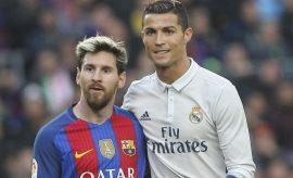 El clásico Madrid Barcelona enfrentará a Messi y Cristiano por el liderato de goles.