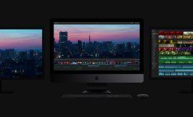 """iMac Pro esuna nueva versión de su equipo de escritorio que viene con prestaciones más """"agresivas""""."""