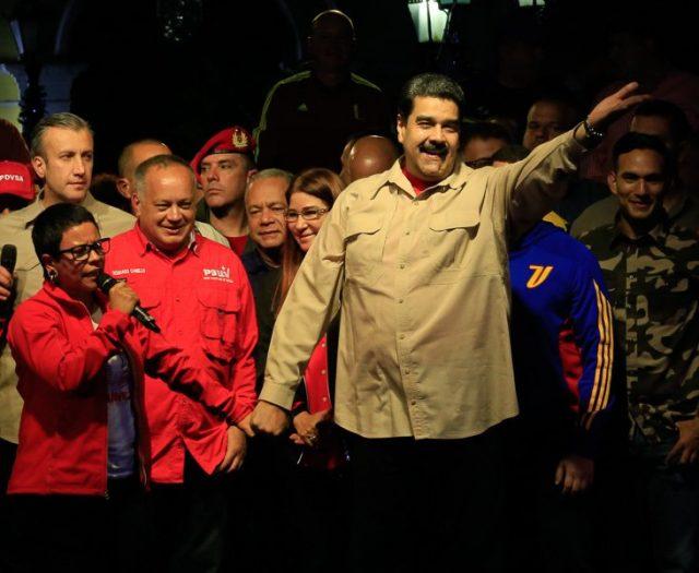 Elecciones presidenciales Venezuela 2018 adelantadas
